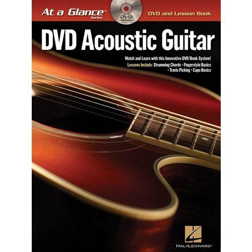 Hal Leonard At A Glance Guitar - Acoustic Guitar