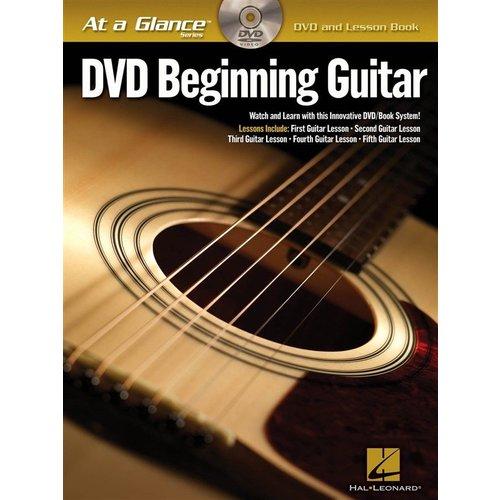 Hal Leonard At A Glance Guitar - Beginning Guitar