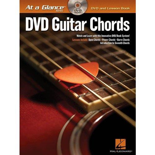 Hal Leonard At A Glance Guitar - Guitar Chords