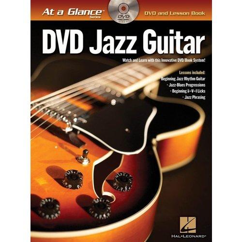 Hal Leonard At A Glance Guitar - Jazz Guitar