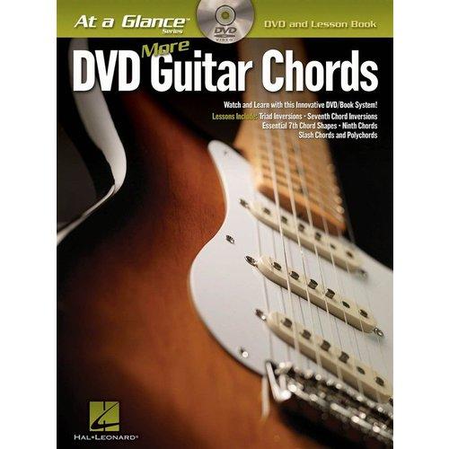 Hal Leonard At A Glance Guitar - More Guitar Chords