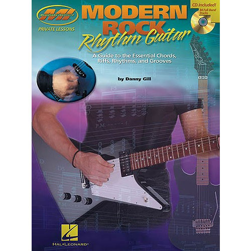 Music Sales Musicians Institute: Modern Rock Rhythm Guitar