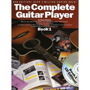 The Complete Guitar Player - Book 1 w/ CD (New Edition)
