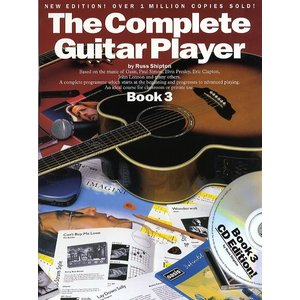 The Complete Guitar Player - Book 3 With CD (New Edition)