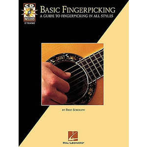 Basic Fingerpicking: A Guide To Fingerpicking In All Styles
