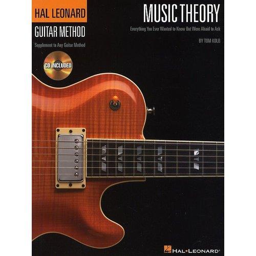 Hal Leonard Hal Leonard Guitar Method: Music Theory