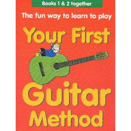 Chester Music Your First Guitar Method Omnibus Edition