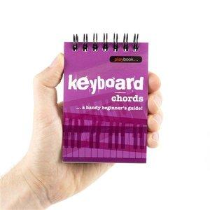 Playbook: Keyboard Chords - A Handy Beginner's Guide!