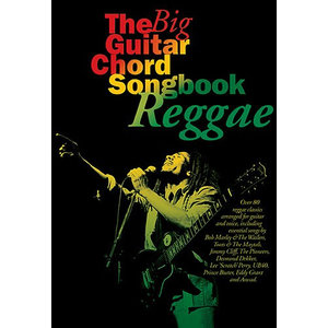 The Big Guitar Chord Songbook: Reggae