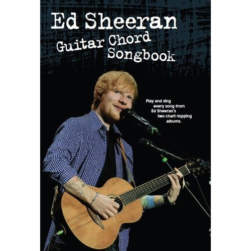 wise publications ed sheeran guitar chord songbook a strings. Black Bedroom Furniture Sets. Home Design Ideas
