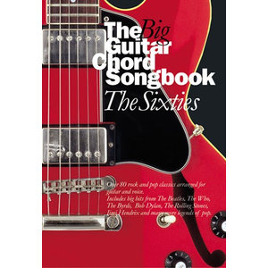 The Big Guitar Chord Songbook: The Sixties