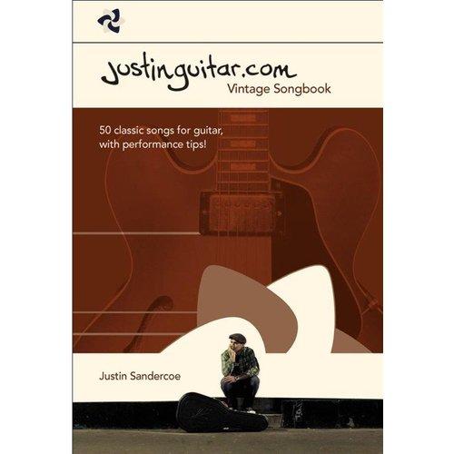Wise Publications Justinguitar.com Vintage Songbook
