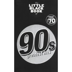 The Little Black Book of '90s Greatest Hits