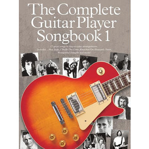 The Complete Guitar Player: Songbook 1 (2014 Edition)