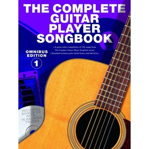 The Complete Guitar Player: Songbook Omnibus Edition