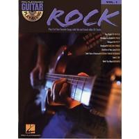 Guitar Play-Along Volume 1: Rock
