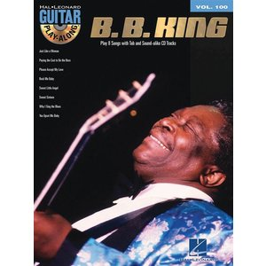 Guitar Play-Along Volume 100: B.B. King