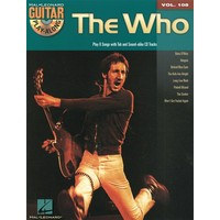 Guitar Play-Along Volume 108: The Who