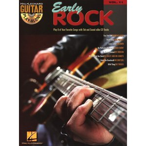 Guitar Play-Along Volume 11: Early Rock