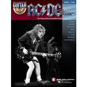 Guitar Play-Along Volume 119: AC/DC Classics
