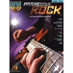 Guitar Play-Along Volume 120: Progressive Rock (Book/CD)