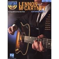 Guitar Play-Along Volume 123: Lennon & McCartney Acoustic