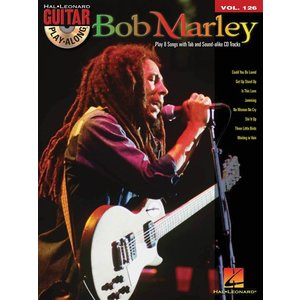 Guitar Play-Along Volume 126: Bob Marley