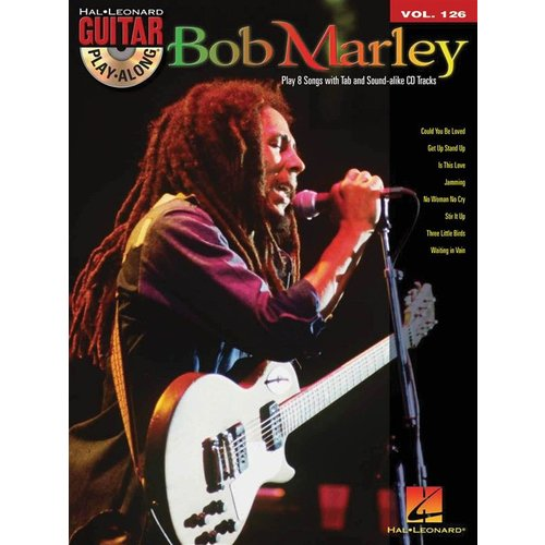 Hal Leonard Guitar Play-Along Volume 126: Bob Marley