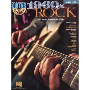 Guitar Play-Along Volume 128: 1960s Rock
