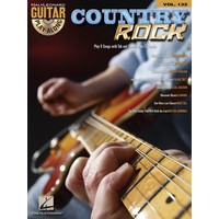 Guitar Play-Along Volume 132: Country Rock