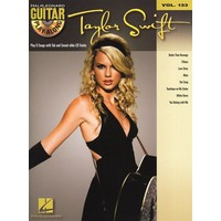 Guitar Play-Along Volume 133: Taylor Swift