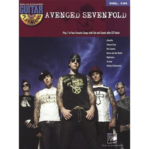 Guitar Play-Along Volume 134: Avenged Sevenfold