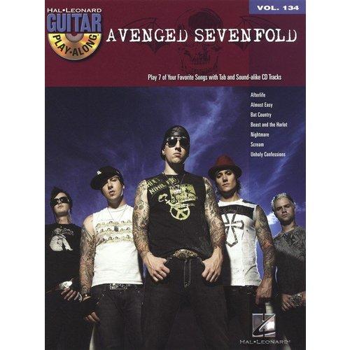 Hal Leonard Guitar Play-Along Volume 134: Avenged Sevenfold