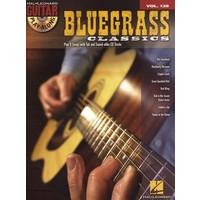 Guitar Play-Along Volume 138: Bluegrass Classics