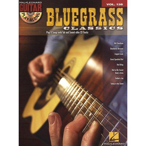 Hal Leonard Guitar Play-Along Volume 138: Bluegrass Classics