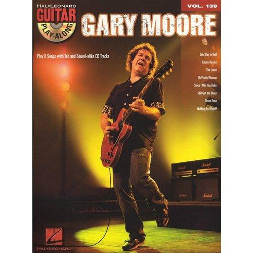 Hal Leonard Guitar Play-Along Volume 139: Gary Moore