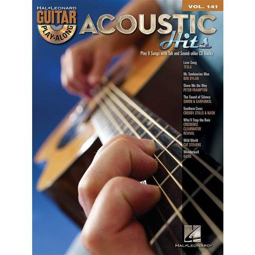Hal Leonard Guitar Play-Along Volume 141: Acoustic Hits