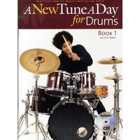 A New Tune A Day For Drums: Book One (Book And CD)