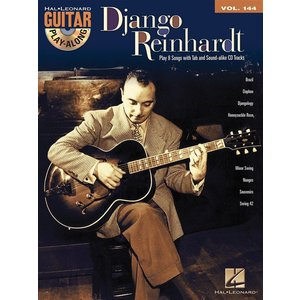 Guitar Play-Along Volume 144: Django Reinhardt