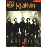 Guitar Play-Along Volume 145: Def Leppard