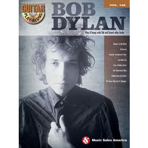 Guitar Play-Along Volume 148: Bob Dylan