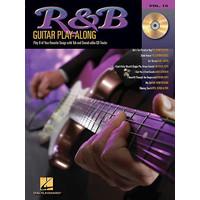 Guitar Play-Along Volume 15: R&B