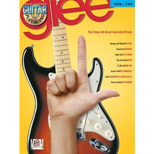 Guitar Play-Along Volume 154: Glee