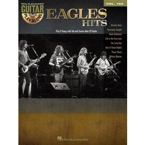 Guitar Play-Along Volume 162: The Eagles Hits