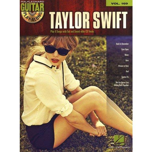 Hal Leonard Guitar Play-Along Volume 169: Taylor Swift