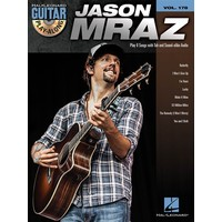 Guitar Play-Along Volume 178: Jason Mraz
