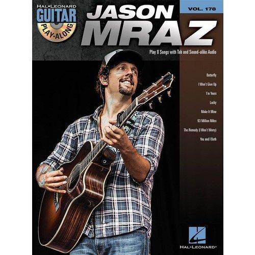 Hal Leonard Guitar Play-Along Volume 178: Jason Mraz