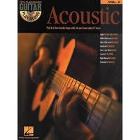 Guitar Play-Along Volume 2: Acoustic