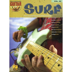 Guitar Play-Along Volume 23: Surf