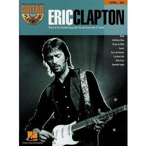 Guitar Play-Along Volume 24: Eric Clapton